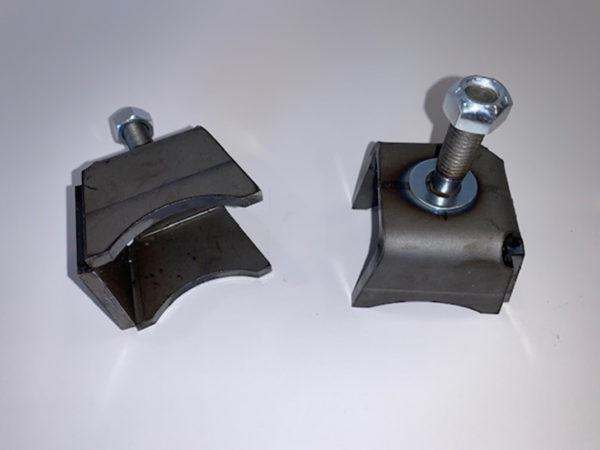 GLO Stud mount shock bracket