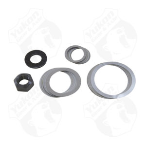 Replacement shim kit for Dana 30front & rearalso D36ICA & Dana 44ICA.