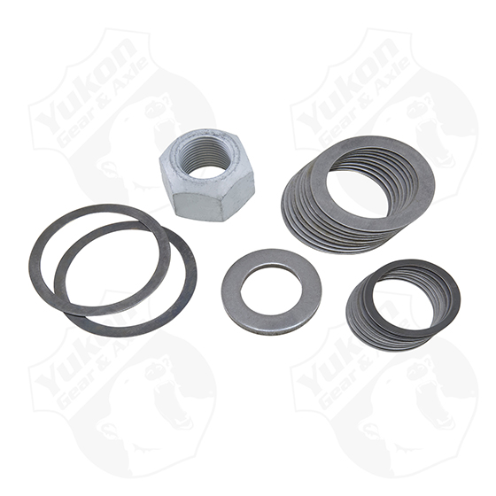 Replacement shim kit for Dana 80