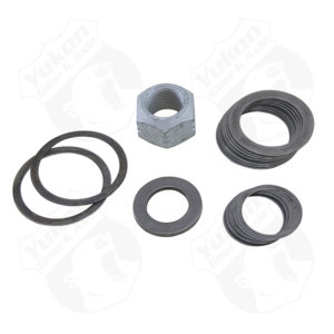 Replacement complete shim kit for Dana 80