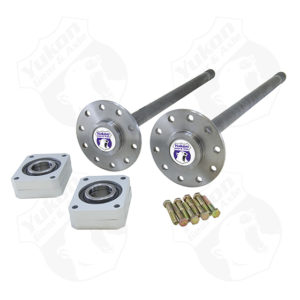1541H alloy rear axle kit for GM 12P'64-'67 Chevelle and '67-'69 Camaro with 33 splines