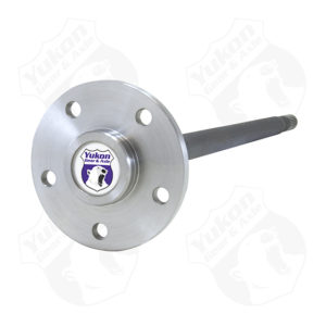 Yukon 4340 Chrome Moly alloy axle for Model 35HDC/clipdrum brakesleft hand.