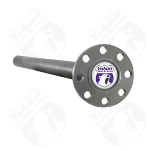 Cut to length axle shaft for GM 10.5 14 bolt truck. This axle shaft covers lengths from 31 to 35.