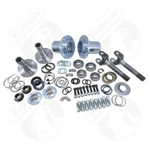Spin Free Locking Hub Conversion Kit for Dana 60 & AAM00-08 SRW Dodge