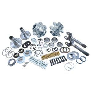 Spin Free Locking Hub Conversion Kit for Dana 60 & AAM00-08 DRW Dodge