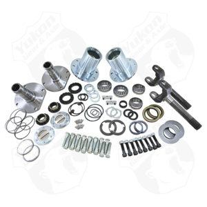 Spin Free Locking Hub Conversion Kit for 2010-2011 Dodge 2500/3500SRW