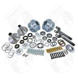 Spin Free Locking Hub Conversion Kit for 2009 Dodge 2500/3500DRW