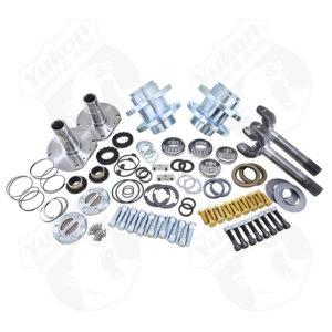 Spin Free Locking Hub Conversion Kit for 2010-2011 Dodge 2500/3500DRW