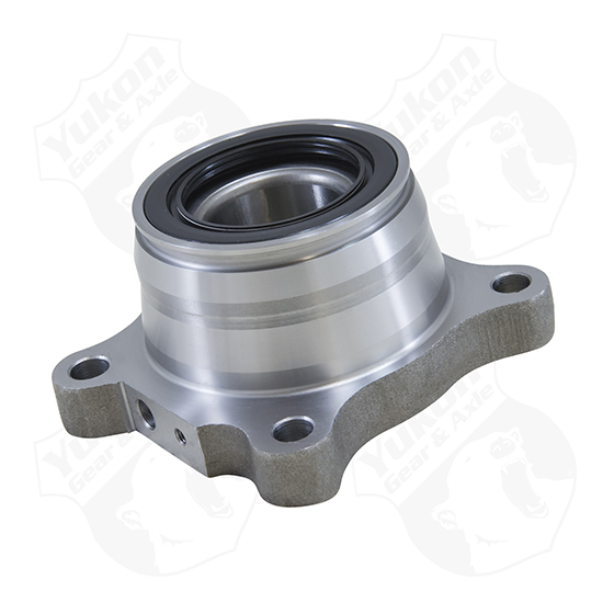 Yukon front replacement unit bearing & hub assembly for '06-'08 Ram 15002500 & 3500 4WDw/ 8 lug