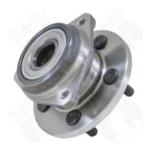 Yukon replacement unit bearing hub for '90-'99 Jeep frontwith composite rotor