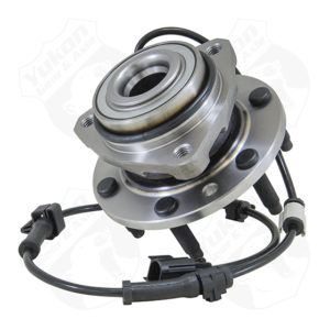 Yukon replacement unit bearing for '02-'07 GMBuickIsuzu & Saab front