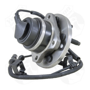 Yukon unit bearing & hub assembly for '03-'11 Crown Victoria & Town Car front