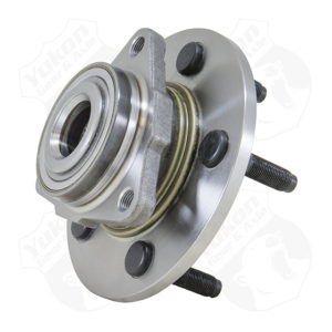 Yukon front unit bearing & hub assembly for '02-'10 Ram 1500without ABS