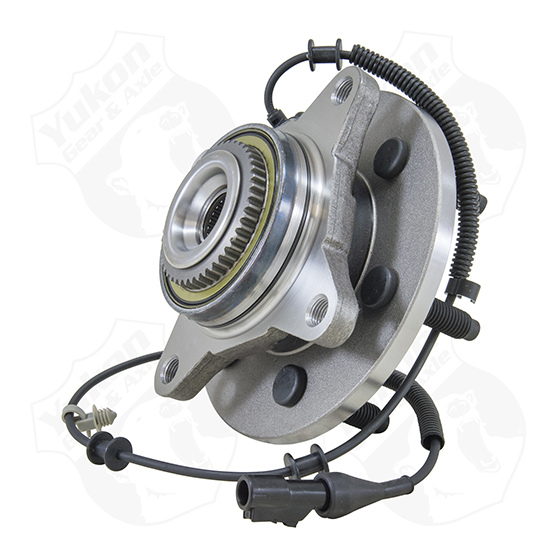 Yukon front unit bearing & hub assembly for '05-'08 Ford F1506 studs