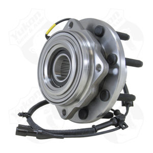 Yukon front unit bearing & hub assembly for '05-'10 F250 & F350SRW
