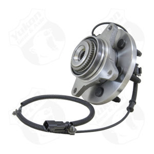 Yukon front left hand unit bearing & hub assembly for '10-'14 Ford 1/2 ton