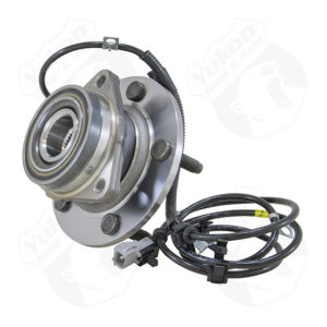 Yukon unit bearing for '98-'99 Dodge 1/2 ton frontleft hand sidew/ABS.