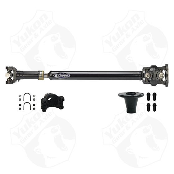 Yukon Heavy Duty Driveshaft for '12-'17 JK 4 Door Rear w/ M/T