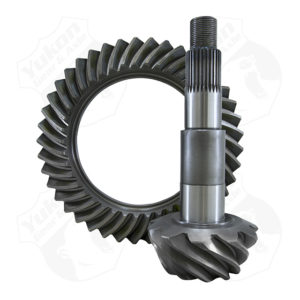 Yukon Ring & Pinion sets give you the confidence of knowing you?re running gears designed for the harshest of conditions. Whether it?s on the streetoff-roador at the track