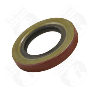 Welded inner axle seal with square hole on flange end for Model 35