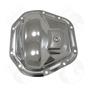 Chrome replacement Cover for Dana 60 and 61 standard rotation