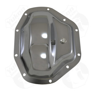 Chrome replacement Cover for Dana 80