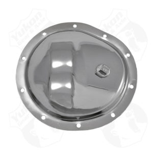 Chrome Cover for 8.5 GM front