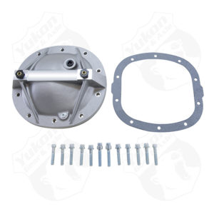 Aluminum girdle cover for GM 7.5 & 7.625