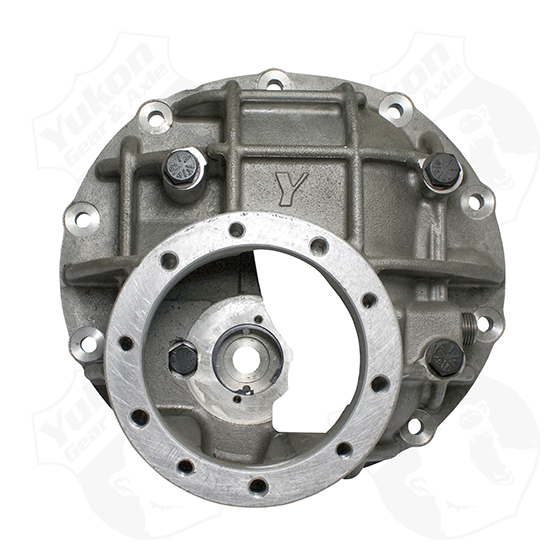 9 Yukon 3.250 aluminum caseHD Drop Out housingwith load bolt.