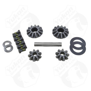 Yukon replacement standard open spider gear kit for Dana 44non-Rubicon JK with 30 spline axles.