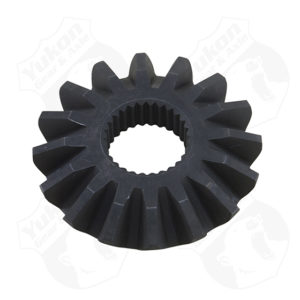Flat side gear without hub for 8 and 9 Ford with 28 splines.