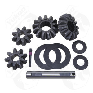 10 Bolt open spider gear set for '00-'06 8.6 GM with 30 spline axles