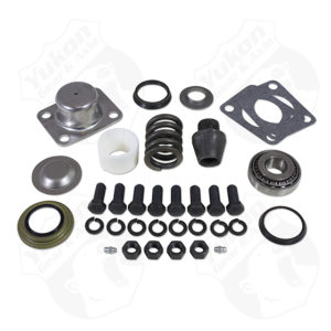 Replacement king-pin kit for Dana 60(1) side (pinbushingsealsbearingsspringcap).