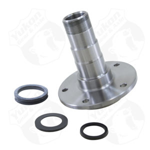 Replacement front spindle for Dana 60 Ford5 holes