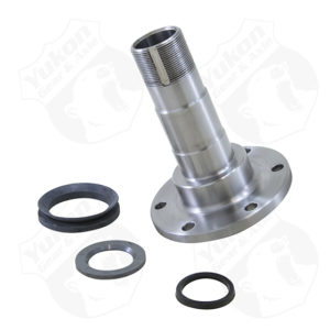 Replacement spindle for Dana 44 IFS6 stud holes.