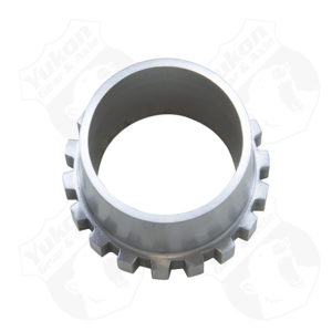 18 tooth ABS reluctor for GM 8.5 in 3.73 ratioImpala and Caprice.