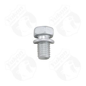 T8 & V6 bolt for adjuster lock