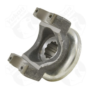 Yukon yoke for Chrysler 8.75 with 10 spline pinion and a 7290 U/Joint size