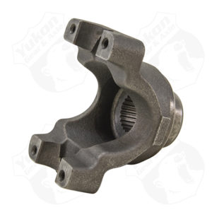 Yukon yoke for Chrysler 8.25 with 27 spline axles and a 1330 U/Joint size.