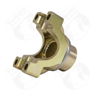 Yukon billet replacement yoke for Dana 60 and 70 with 29 spline pinion and a 1350 U/Joint size