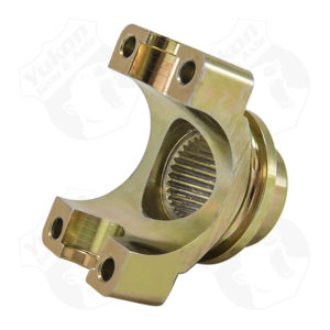Yukon billet yoke for GM 12P and 12T with a 1350 U/Joint size