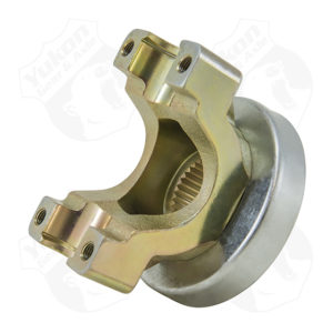Yukon cast yoke for GM 8.5 with a 1350 U/Joint size.