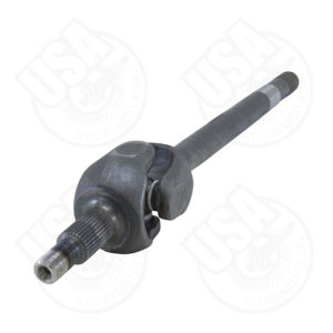 USA Standard 1541H replacement left hand intermediate axle for Chrysler 8.0 IFS6.26 Long