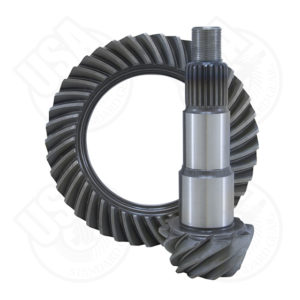 USA Standard replacement Ring & Pinion gear set for Dana 30 JK reverse rotation in a 4.56 ratio