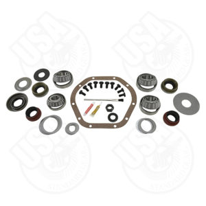 USA Standard Master Overhaul kit Dana 44 reverse front differential