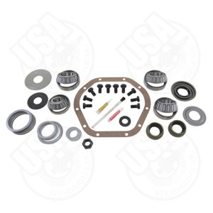 USA Standard Master Overhaul kit Dana 44 differentialTJ Rubicon