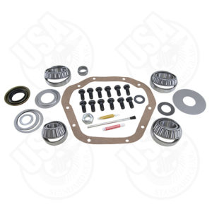USA Standard Master Overhaul kit Dana 50 straight axle front
