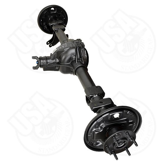GM 10 Bolt 8.6  Rear Axle Assembly 09-13 Truck3.73Active Brake - USA Standard