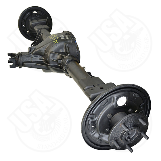 GM 10 Bolt 8.6  Rear Axle Assembly 07-08 GM 15003.23 G80 PosiActive Brake - USA Standard