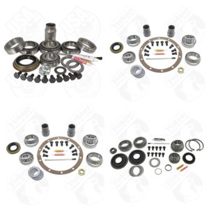 Master Differential Rebuild Kits